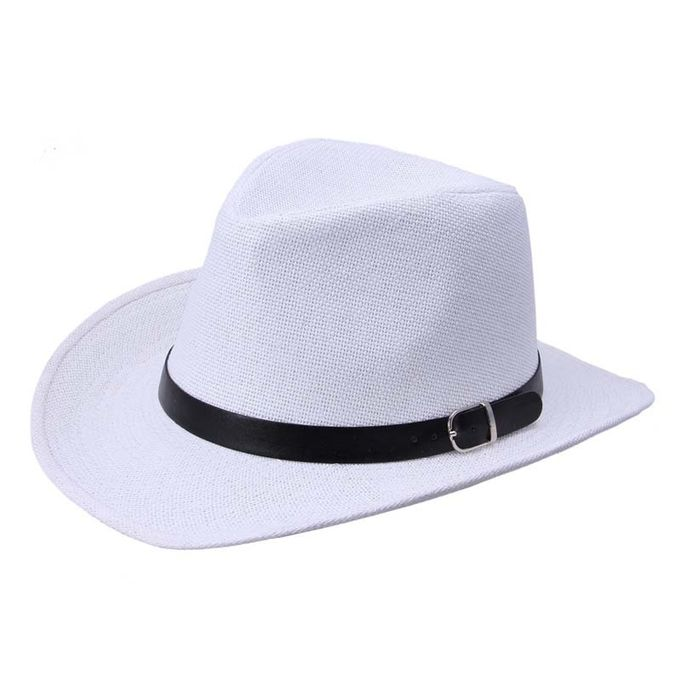 01c4024748a90a Jumia Anniversary Deal! Sale on Summer Men Straw Hat Cowboy Hat WH ...