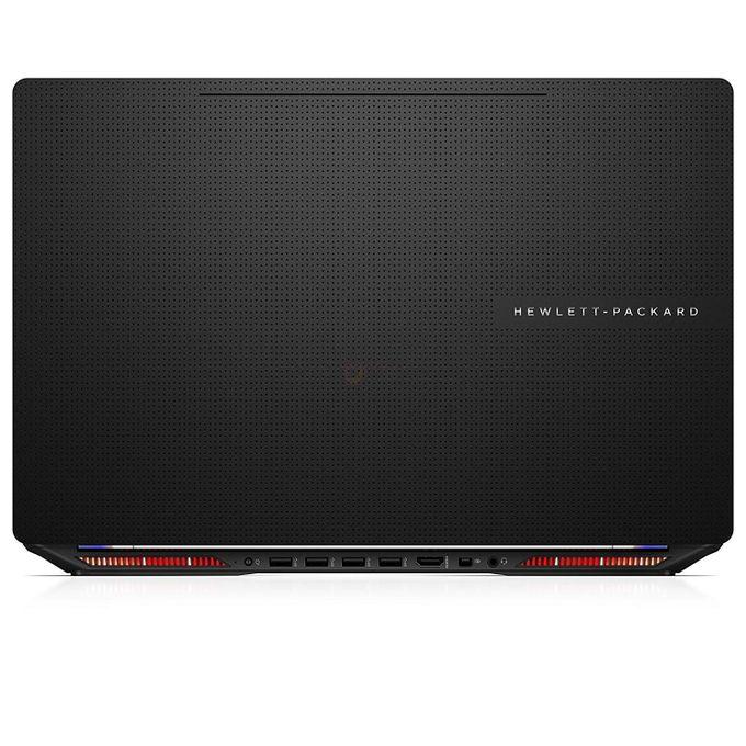 HP Omen 15-ce006ne Laptop - I7-770HQ - 16GB RAM - 1TB + 256GB HDD - GTX 1060 6GB - Windows 10 - Black