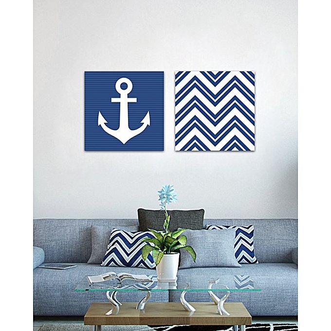 Sale On Cg2155 Canvas Modern Tableau Set Of 2 Jumia Egypt