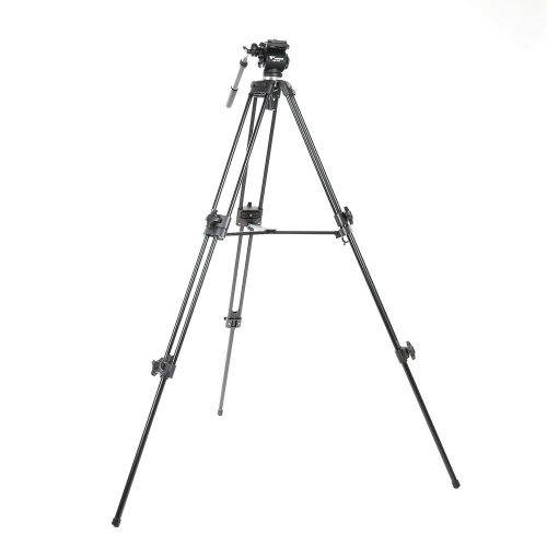 Sale on WF-717 PRO Heavy Duty Video Camera Tripod With