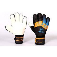 1a1f00b1c Professional Soccer Goalie Football Goalkeeper Latex Soccer Goalkeeper  Glvoes Men Women Finger Protection Gloves