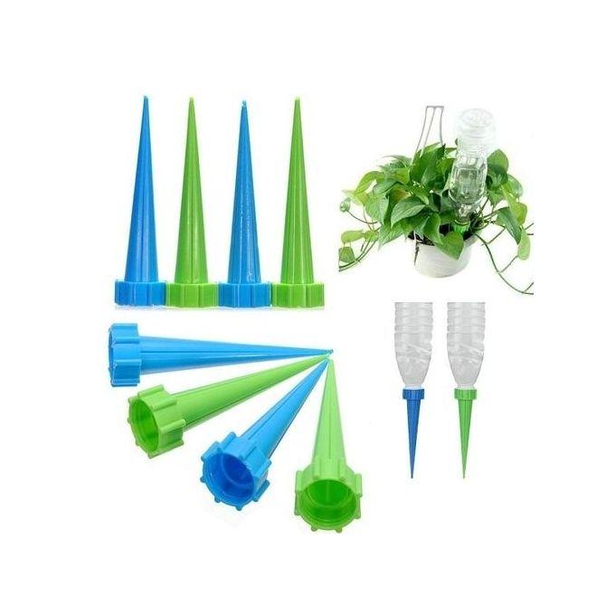 20X Automatic Watering Irrigation Spike Garden Plant Flower Drip Sprinkler Water –  مصر