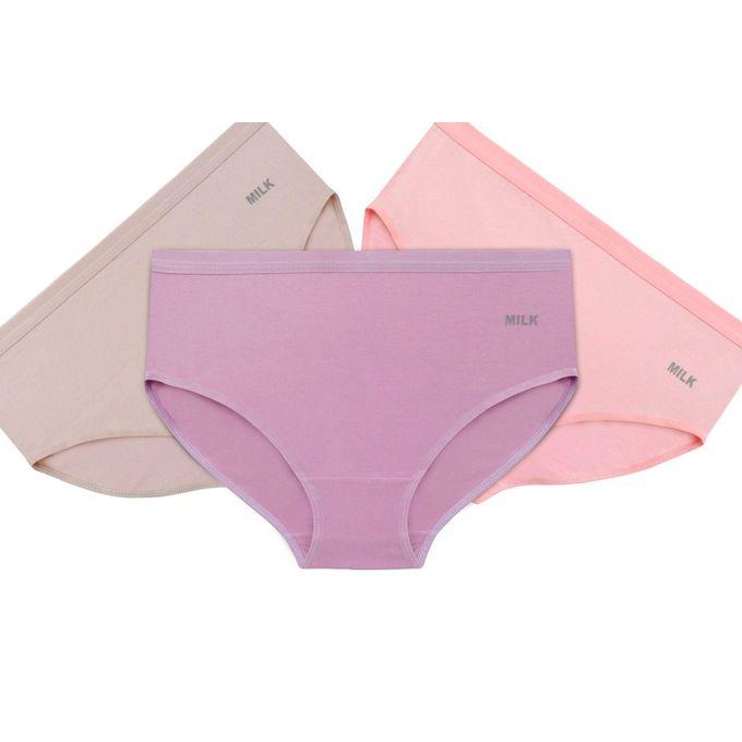 حزمة من 3 الملابس الداخلية النساء