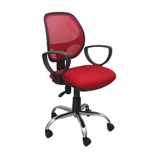 Secretary Office Chair - Red