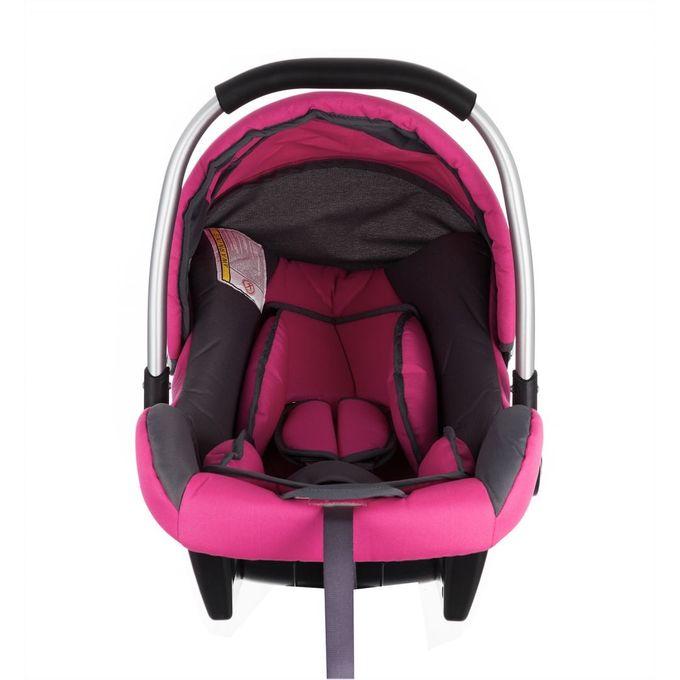 40101002 Baby Car Seat – Pink Black –  مصر
