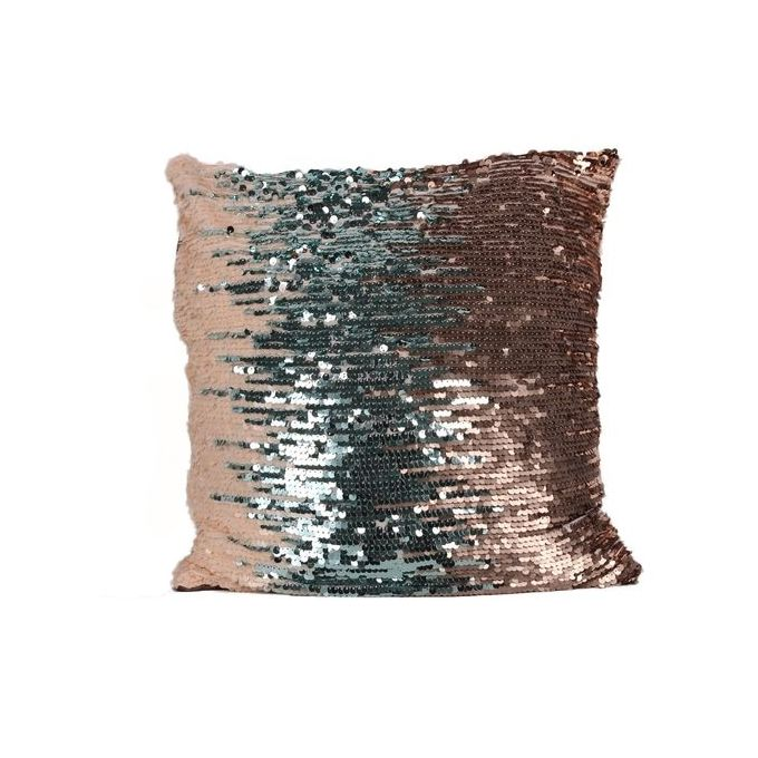 Multicolor Glitter Sequins Throw Pillow  Cafe Home Decor Cushion –  مصر