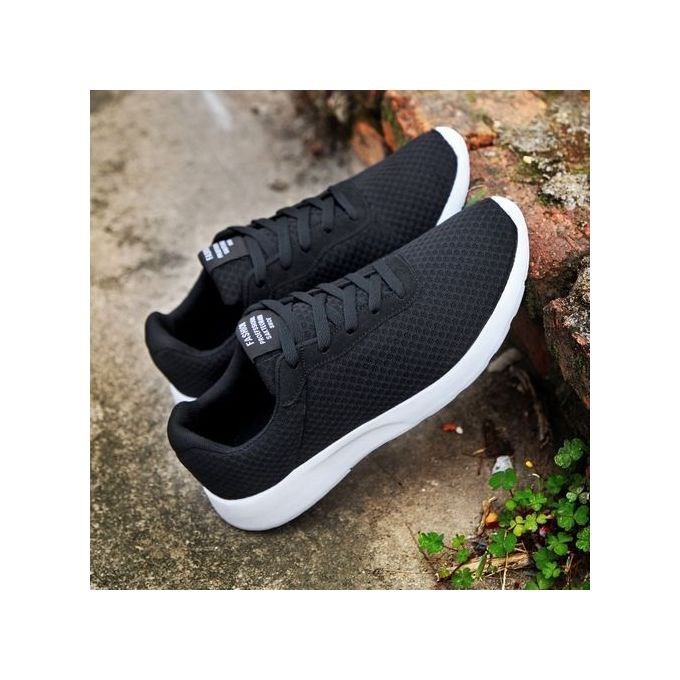 Mens 47 Cool Eur Sports Outdoor Men Black Running Shoes Sneakers 35 nOP8w0k