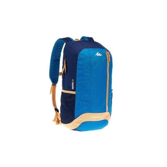 f190199583669 شنطة ظهر رحلات - حقيبة رياضية - 20 لتر- أزرق - Jumia مصر