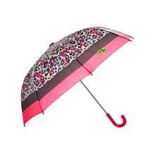 e47f55db40883 Western Chief Kids Groovy Leopard Umbrella (Toddler/Little Kids/Big Kids)