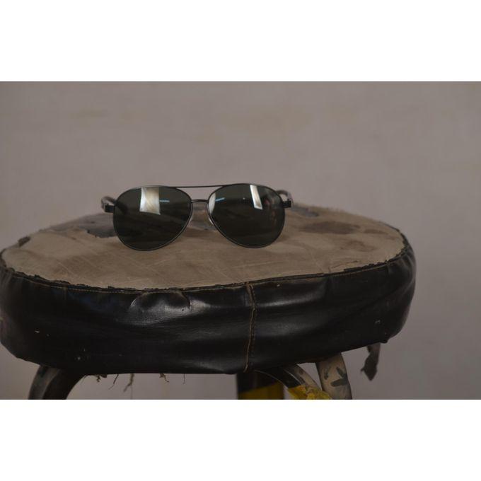 نظارة شمسية بولاريزد للرجال- رمادي –  مصر