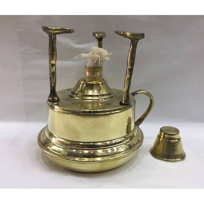 Brass Alcohol Coffee Maker