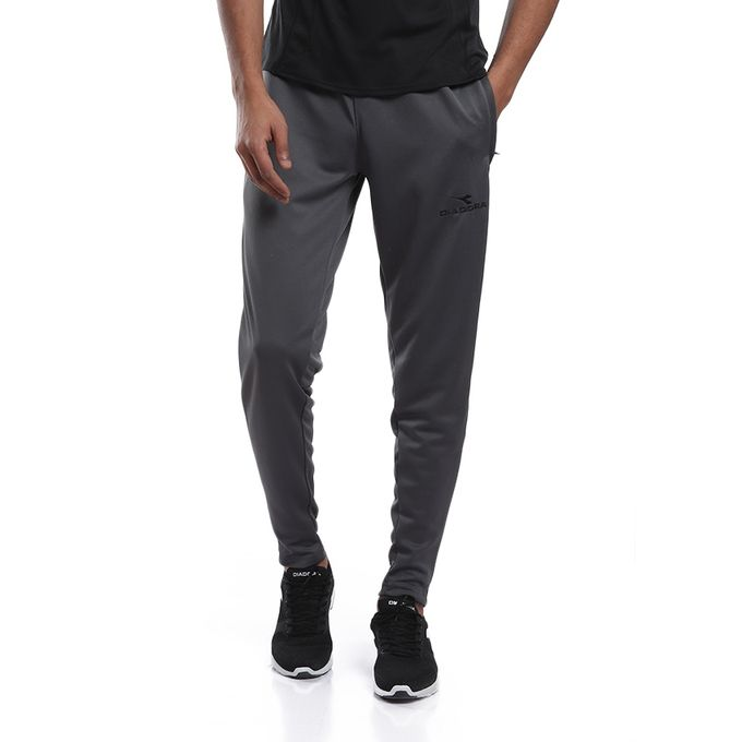 ef0f9bee Sportive Double Line Pants For Men - Grey