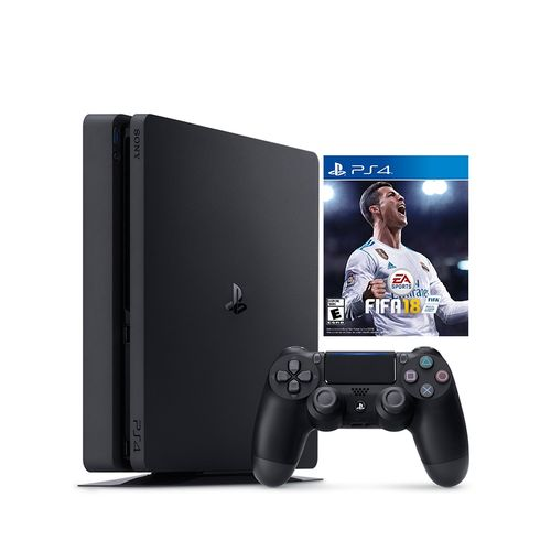 PlayStation 4 Slim - 500GB Gaming Consol...