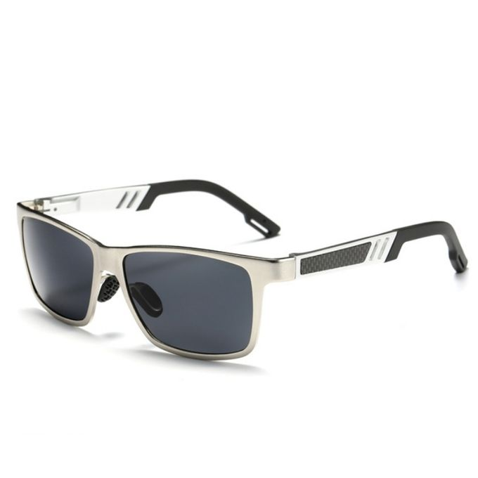 5a807a019 نظارات شمسية للجنسين مصنوع من البلاستيك بولارايزد نظارة شمسية مصنوعة من  الالمنيوم