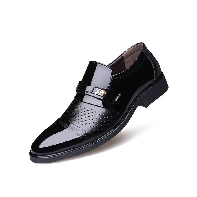 e0fb72ff8988e Men s Formal Shoes Business Casual Shoes Slip-On - Jumia مصر