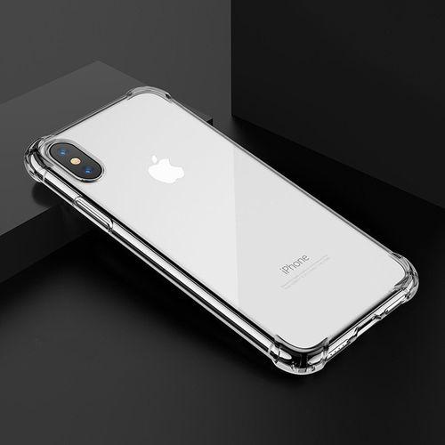 new arrival ec4ac 7aba0 Iphone XS MAX Mobile Phone Case Quadrangle Airbag Anti-fall-Transparent