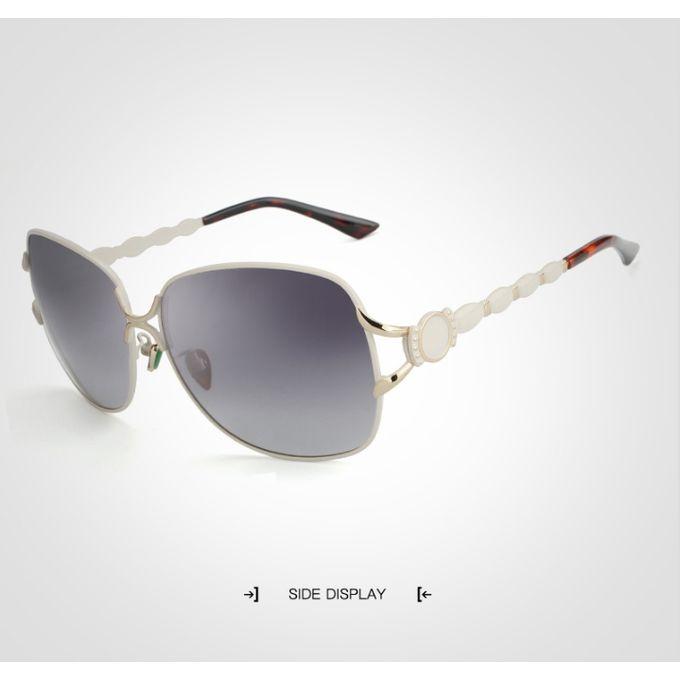 9e71b5dc8ebf ... Hot Female Polarized Sunglasses Women Luxury Alloy Frame Eyewear Retro  Lady Oculos De Sol With Case ...