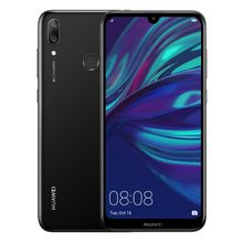 new style ff0d2 1591f Y7 Prime (2019) - 6.26-inch 32GB Mobile Phone - Midnight Black