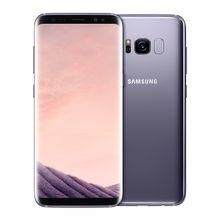 موبايل Galaxy S8 - 5.8 بوصة - 64 جيجا بايت - رمادي