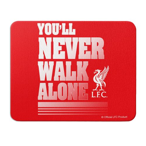 Liverpool F C You Ll Never Walk Alone Mouse Pad