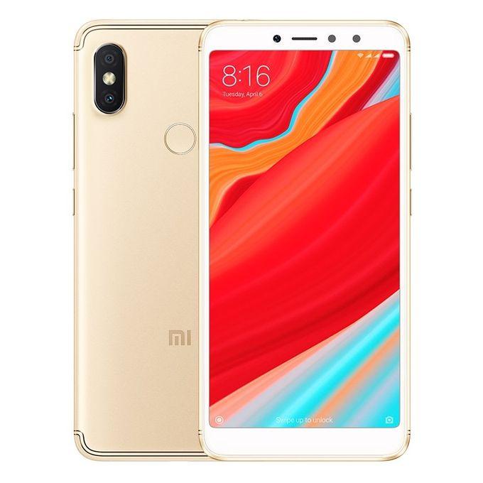 Redmi S2 - 5.99-inch 64GB Dual SIM Mobile Phone - Gold