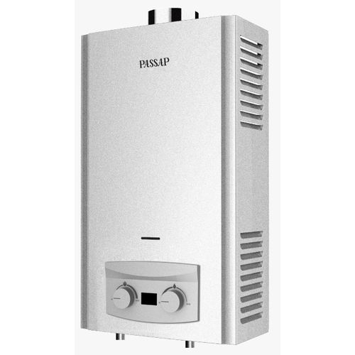 WHN- Gas Water Heater - 10L - Silver