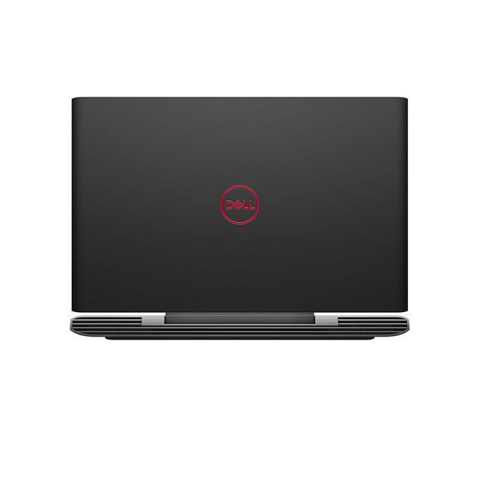 DELL Inspiron 15-5587 لاب توب ألعاب - انتل كور i7 - رام 16 جيجا بايت - هارد HDD 1 تيرا بايت + SSD 256 جيجا بايت - شاشة FHD 15.6 بوصة -رسومات 4 جيجا بايت - Ubuntu - أسود