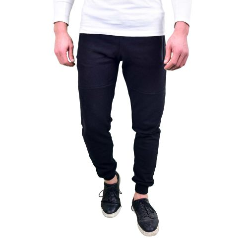 Casual Plain Pica Pant - Black