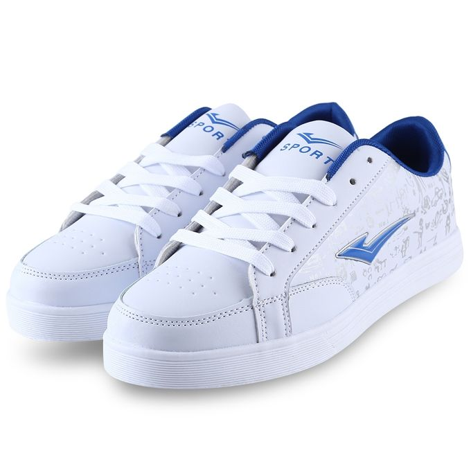 9ec9dad8502c Sale on Casual Pattern Print Lace Up Male Sports Sneakers