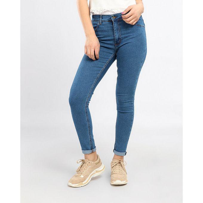 8a7099ae2 بنطلون جينز سادة - جينزي - Jumia مصر