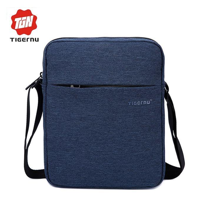34fe32b3156c84 Tigernu Brand Men Waterproof Oxford Travel Bag Business Casual Briefcase  Crossbody Bag Male Shoulder Bag(