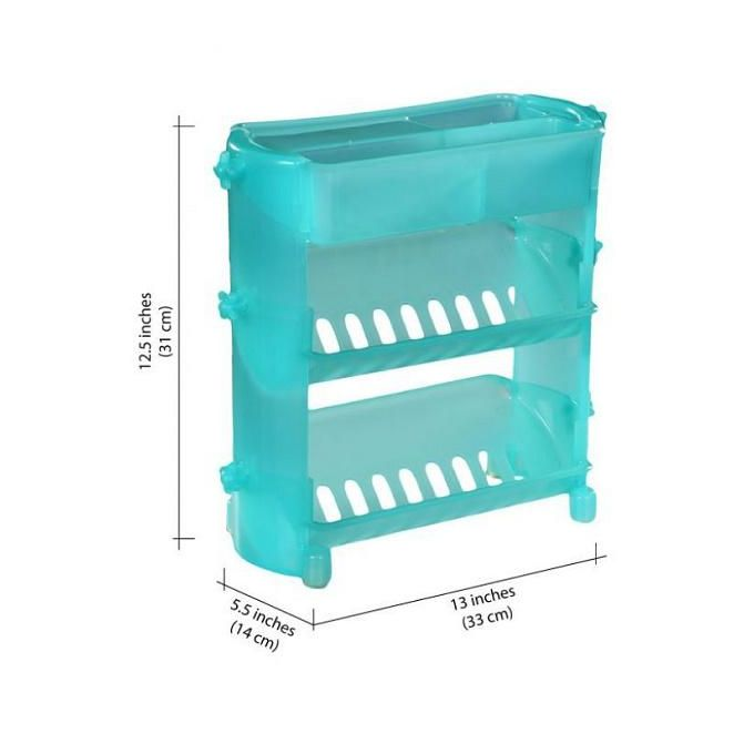 Bathroom Organiser as seen on tv new plastic bathroom shelf organiser | buy online