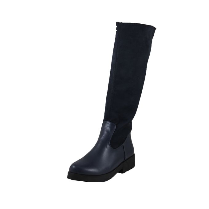 8c16263ec6f Sale on LEA NBK Knee Boot - Navy