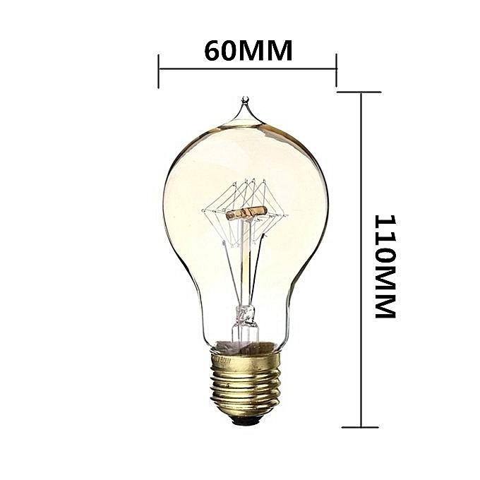e27 a19 40w edison vintage filamnet gl hbirne lampe licht. Black Bedroom Furniture Sets. Home Design Ideas