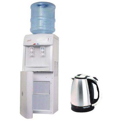 Slr-22 A Water Dispenser + Stainless Steel Kettle 1500 W 1.8 Liters