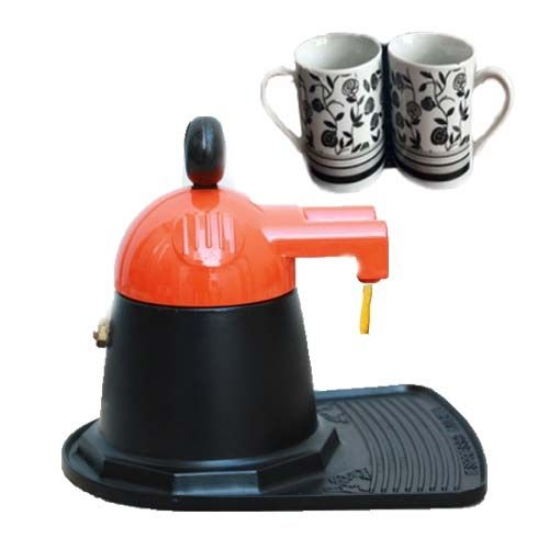 Italian Coffee Maker - 2 Cups