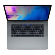 MacBook Pro MR932 Touch Bar & Touch ID Laptop - Intel Core I7 - 15.4-Inch - 256GB SSD -16GB RAM - 4GB Radeon Pro 555x  - Space Gray - International Version