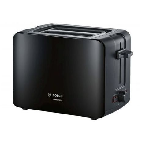 TAT6A113 Electric Toaster - 2 Slices - Black