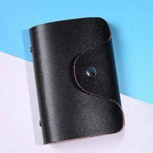 34577de882a Men Women Leather Credit Card Holder Case Card Holder Wallet Business Card  BK