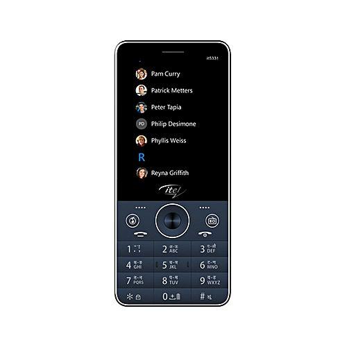 "iTel it5330 - 2.8"" Dual SIM Mobile Phone - Blue price in Egypt   Jumia  Egypt   kanbkam"