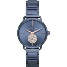 aebb3278f261 Michael Kors Women  039 s Watch With Stainless Steel Blue Strap - MK3680