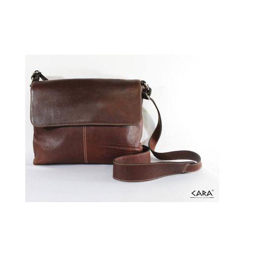 Sale On Leather Laptop Bag Brown Jumia Egypt