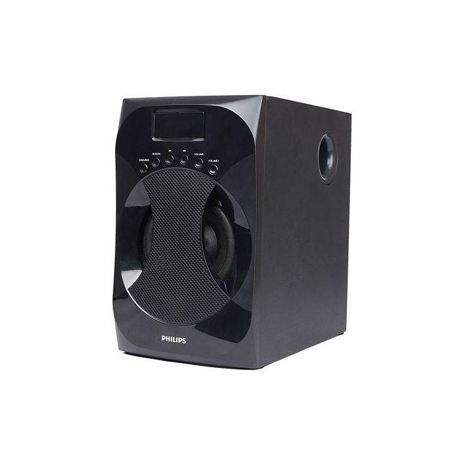 philips mms4040f 2 1 multimedia speakers buy online jumia egypt. Black Bedroom Furniture Sets. Home Design Ideas