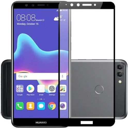 5d Screen Protector For Huawei Y9 2018 - Black