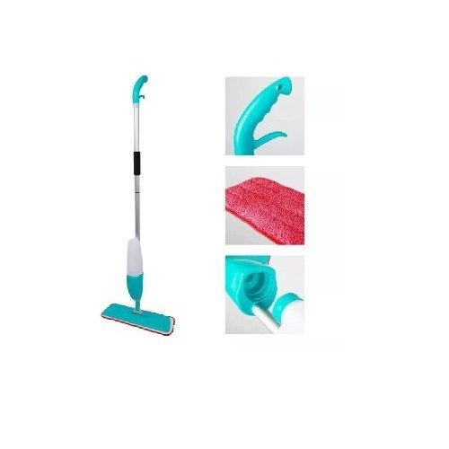 MicroFiber Spray Mop - - Blue