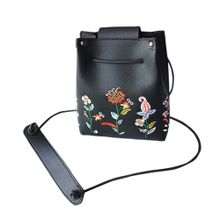 01582a2a281bb Hiamok Girls Women Retro Female Simple Floral Bag Crossbody Shoulder Bag  Handbag