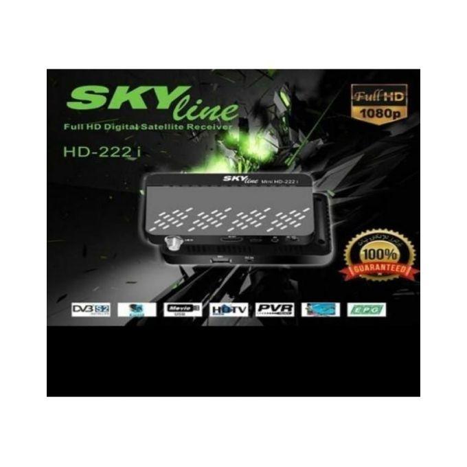 skyline hd 222i full hd digital satellite receiver buy online jumia egypt. Black Bedroom Furniture Sets. Home Design Ideas