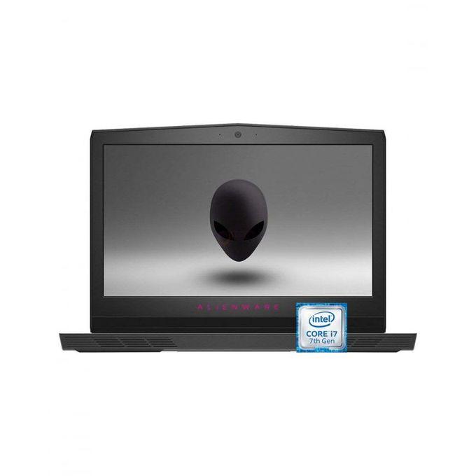 DELL Alienware 17 R4 I7-7700HQ Processor - 16GB RAM - 1TB HDD + 256 SSD - 8GB Nvidia - Windows 10 - Silver
