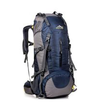 6955ea6edbe3e Outdoor Backpack Hiking Bag Camping Travel Rucksack Waterproof  Mountaineering