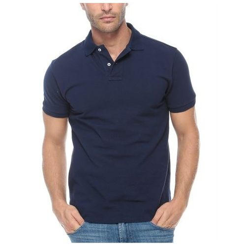 Casual Polo T-Shirt - ًBlue